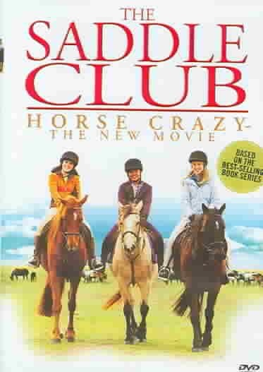 SADDLE CLUB (HORSE CRAZY) (DVD)