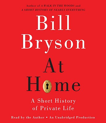 [CD] At Home By Bryson, Bill